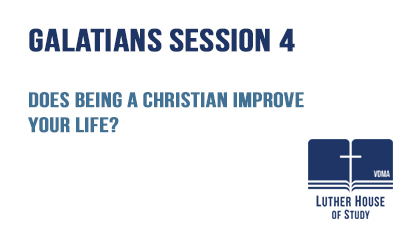 Does being a Christian improve your life?