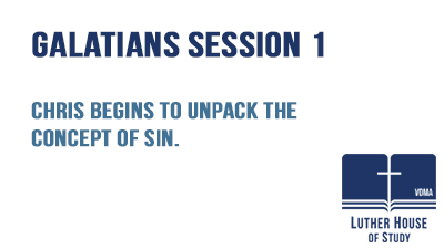 Unpacking the concept of sin.