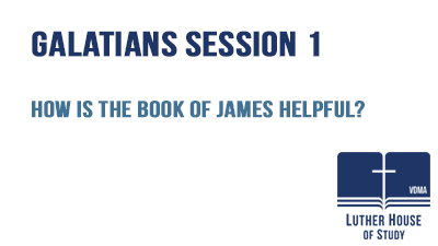 How is the book of James helpful?
