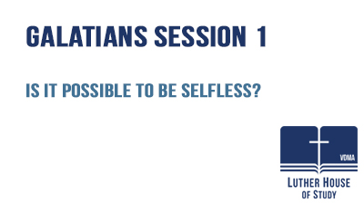 Is It Possible To Be Selfless?