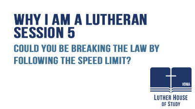 Can break the Law by following the speed limit?